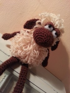 sheldon the sheep