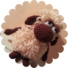 AMIGURUMI SHEEP SHOP